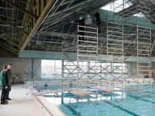 Zwembad Dedemsvaart week gesloten voor 'stil' plafond
