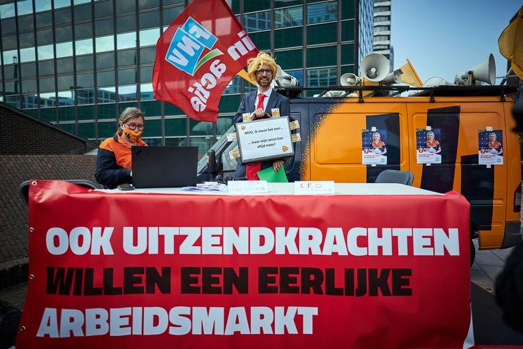 Flexwerk is in Nederland de norm geworden, maar waarom?  Beeld Phil Nijhuis