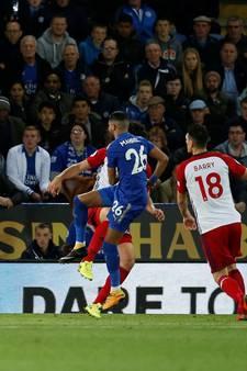 Leicester City ook niet langs WBA