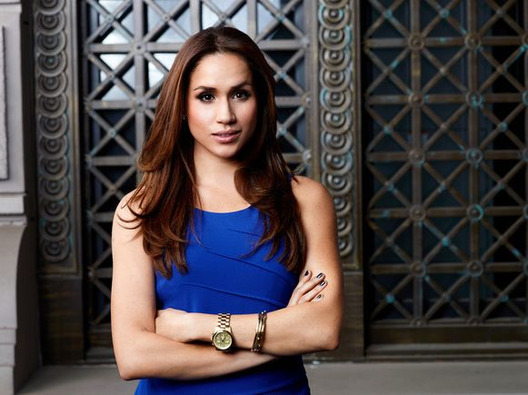 Meghan Markle als Rachel Zane in Suits.