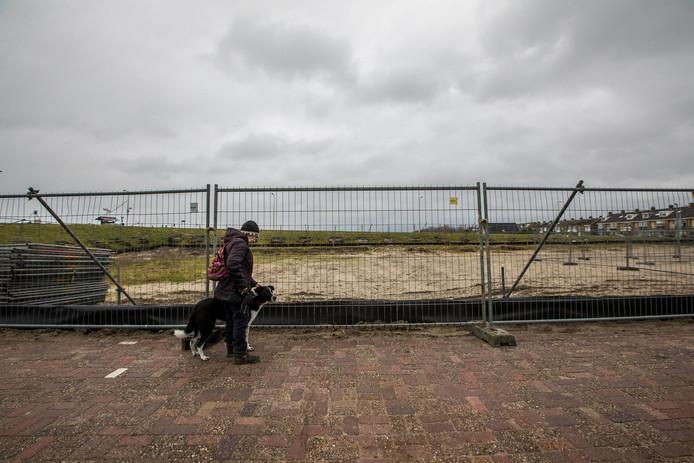 Archiefbeeld ter illustratie: Het voormalige NAM-terrein bij Molenslag in Monster.