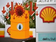 Historisch verlies voor Shell, maar 'voor benzine-verkoop was het juist een goed jaar'