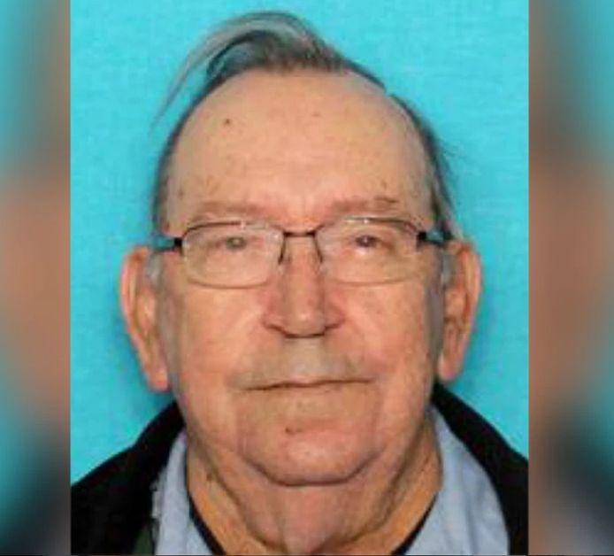 De nu 78-jarige verdachte Chester Vegas