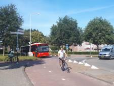 Kruising in Best op de schop na reeks ongevallen met fietsers
