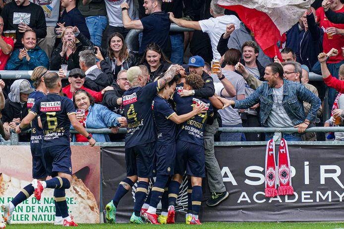Deuxième victoire de la saison pour l'Antwerp.