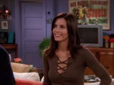 Courteney Cox bezoekt haar oude Friends-appartement