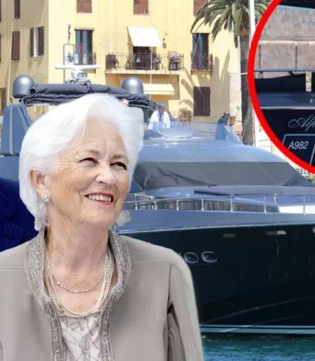 Le yacht d'Albert II et Paola est à vendre pour 1,9 million d'euros
