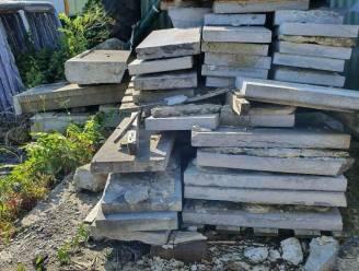 Brakel verkoopt brandhout en arduin