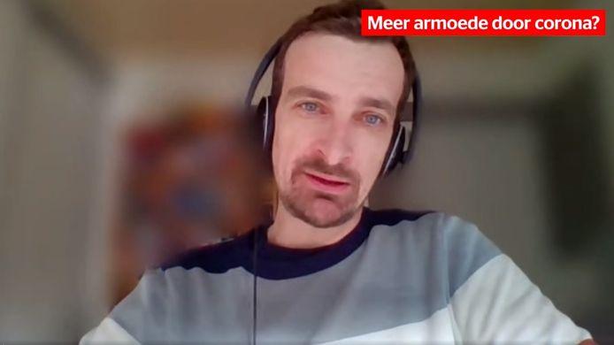 Armoede-expert  Wim Van Lancker (KU Leuven).