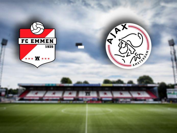 FC Emmen-Ajax.