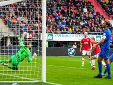 AZ laat in eigen huis geen spaan heel van stuntelend FC Utrecht