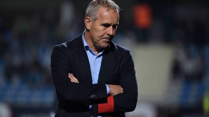 """Ex-trainer van Mechelen, Beerschot en Westerlo sluit hoofdstuk: """"Ik word nooit meer trainer"""""""