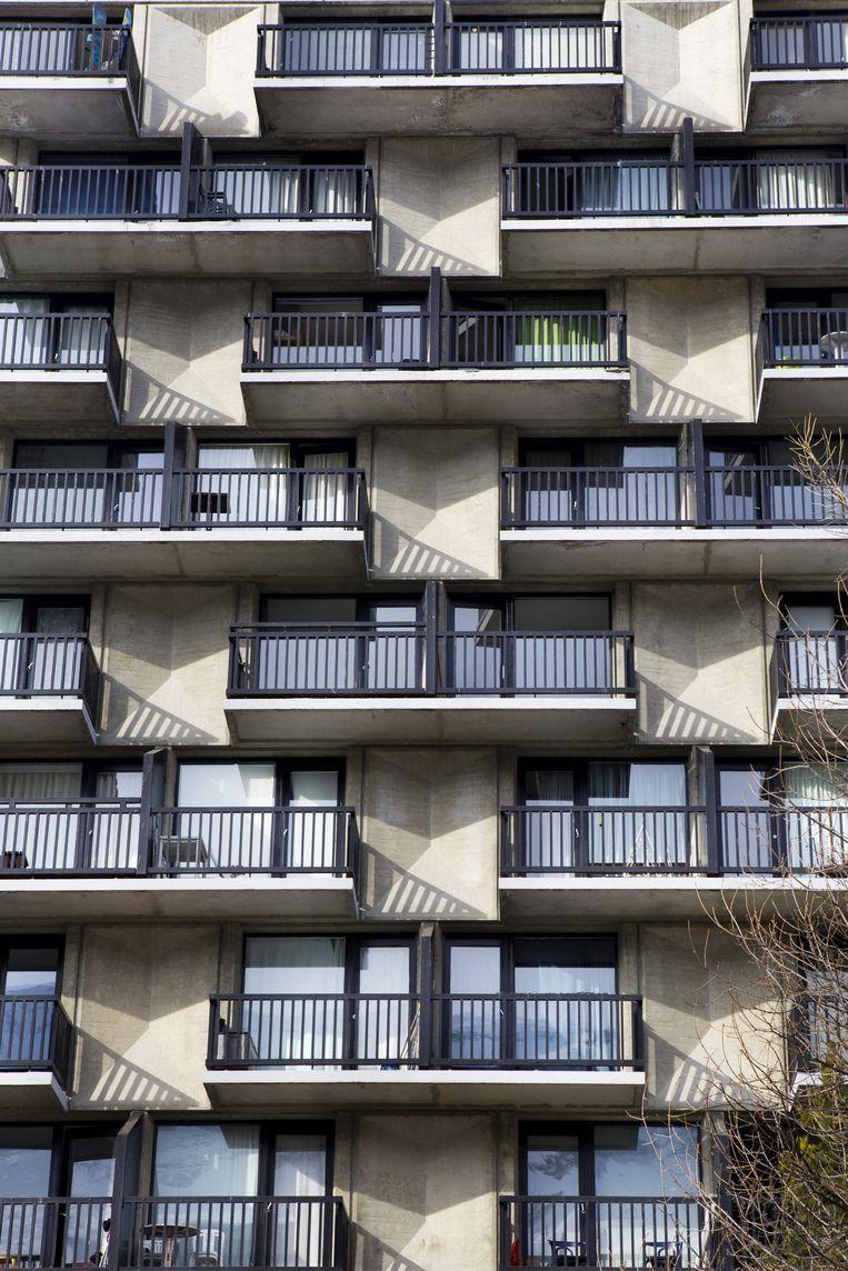 Schaduwspel van Bauhaus-architect Marcel Breuer Beeld Io Cooman