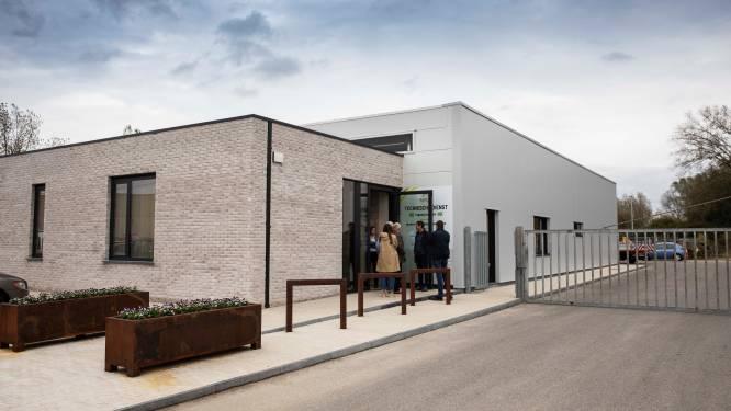 Alken opent vernieuwd gebouw voor technische dienst