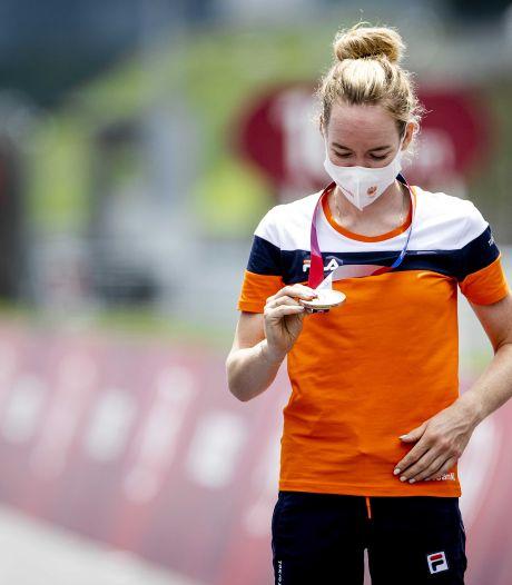 Gevangen tussen verdriet en blijdschap na brons op olympisch tijdrit, maar voor Anna van der Breggen is het seizoen nog niet voorbij