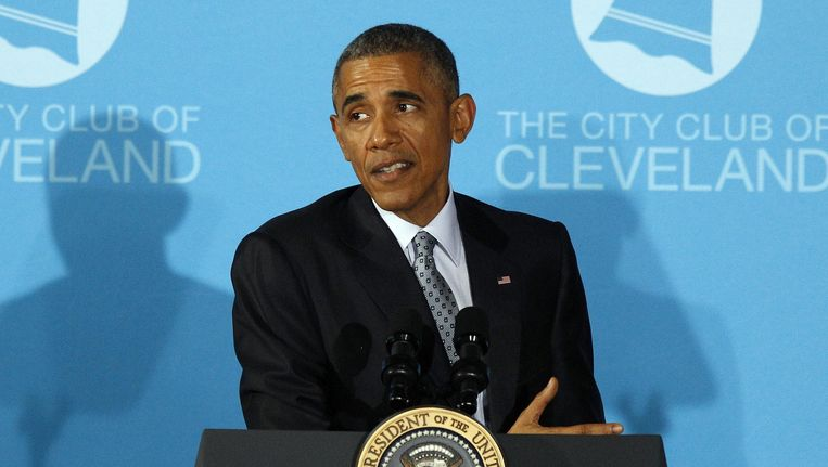 President Barack Obama Beeld epa