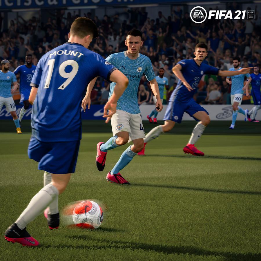 FIFA 21.