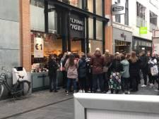 Chaos bij jubileumdag Flying Tiger in Breda: alles voor 1 euro