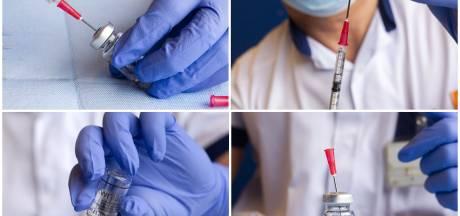 Zo bereidt Taner Koksu uit Hengelo het coronavaccin: goed omzwenken, niet schudden