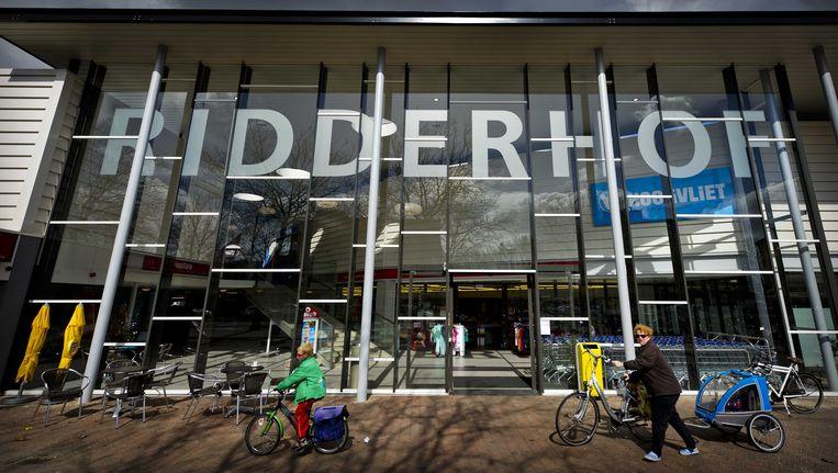 Winkelcentrum Ridderhof in Alphen aan den Rijn Beeld ANP