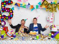 Coen & Sander kondigen groots jubileumfeest aan