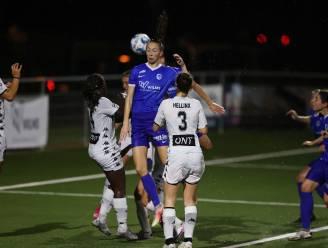 KRC Genk Ladies walst over Charleroi heen en ziet Gwen Duijsters vijfmaal scoren
