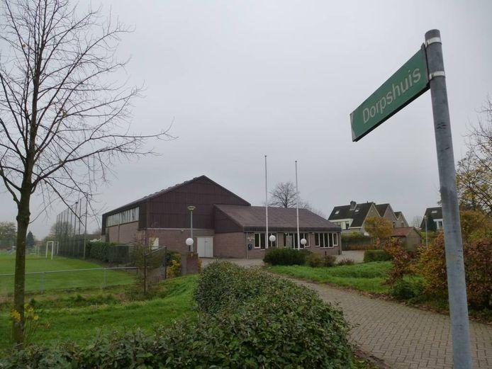 Dorpshuis De Kil in Hurwenen.