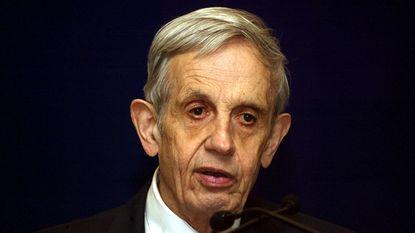 'A Beautiful Mind' wiskundige John Nash overleden