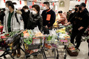 In januari 2020 droeg men in China al volop mondmaskers.