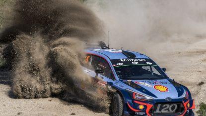 Thierry Neuville blijft autoritair op kop in Rally van Portugal