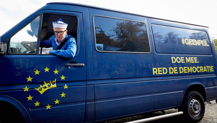 Is het referendum een doodlopende weg? Beeld ANP
