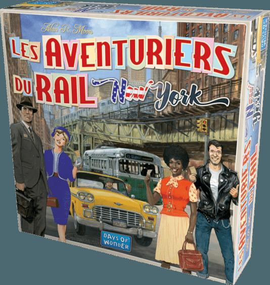 Aventuriers du Rail