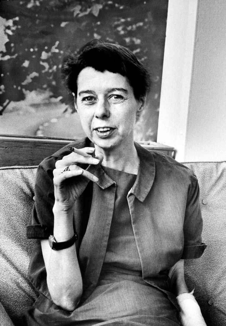 Carson McCullers. Beeld The LIFE Picture Collection/Gett