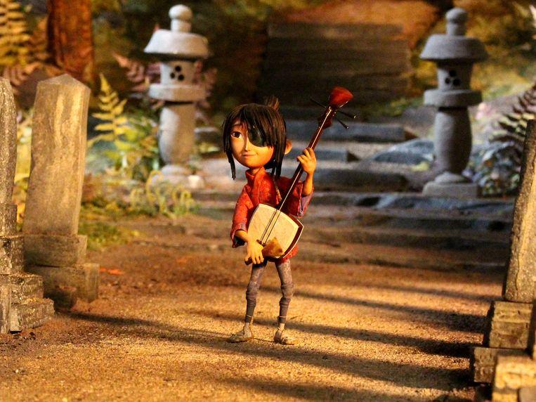 Beeld uit Kubo and the Two Strings van Travis Knight. Beeld