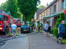 Brandweer rukt uit voor woningbrand in Soest en weet hond te redden