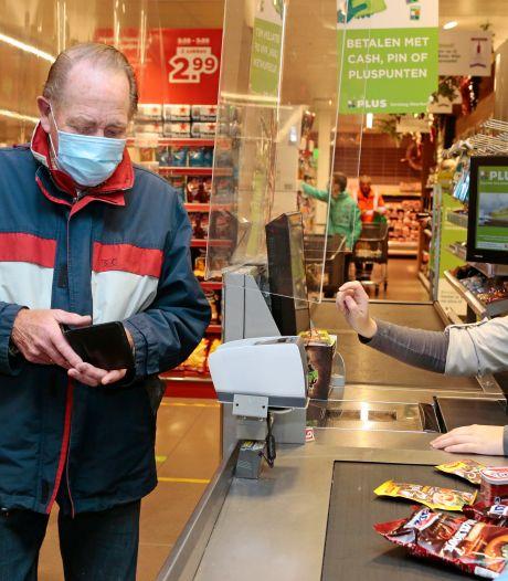 Supermarkt: Doe boodschappen in je eentje, niet met groepje