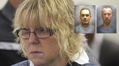 """""""Vrouw verstopte werktuigen voor ontsnapte moordenaars in bevroren hamburgervlees"""""""