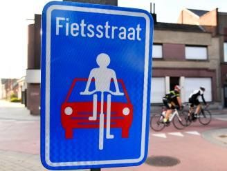 """Bernardusschool krijgt fietsstraat en regenboogzebrapaden: """"Willen alle schoolomgevingen veiliger maken"""""""