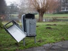 Klager over zwerfafval of kapotte lantaarnpaal wordt in Eindhoven goed geholpen