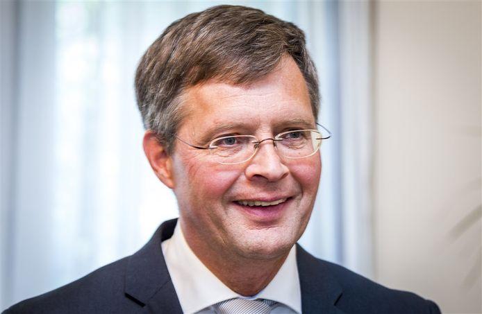Ex-premier Jan Peter Balkenende.