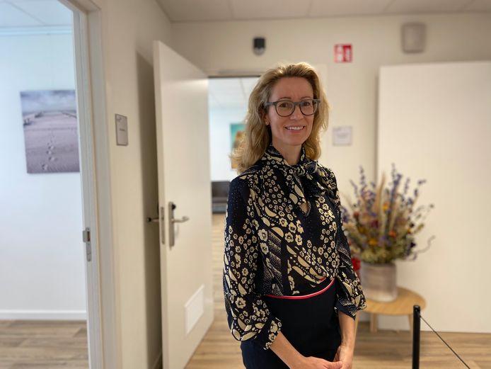 Marjolijn Bergoets, medisch diensthoofd psychiatrie van AZ Klina