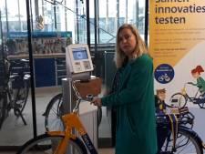 Burgemeester Harderwijk trots op NS-proef station: 'nu nog de intercity'