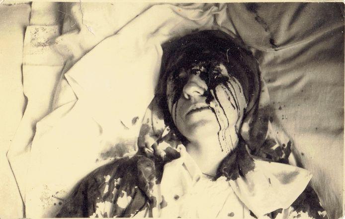 Stigmatafoto van Janske Gorissen