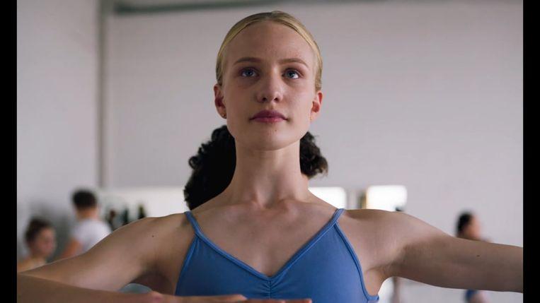 Victor Polster in 'Girl' van Lukas Dhont. Beeld RV