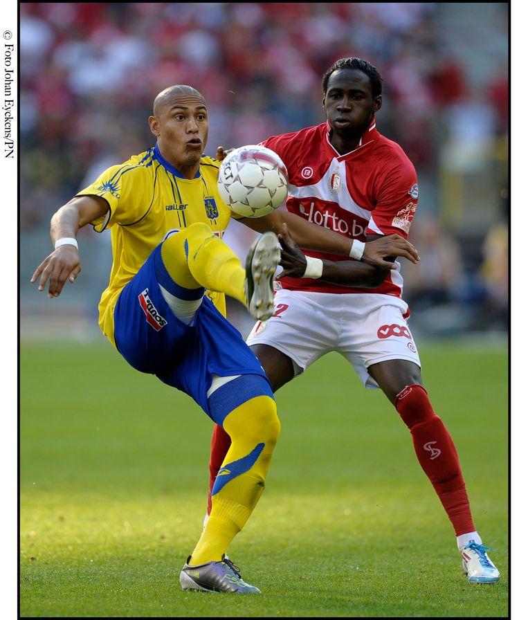 Mangala Eliaquim en Henrique Paulo strijden in de finale van de Beker van België.