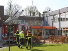 Leerlingen naar huis na brand in Erasmus College