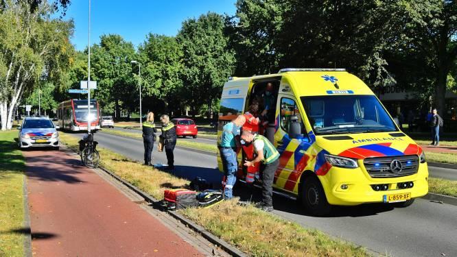 Man zwaargewond bij val van fiets in Veldhoven