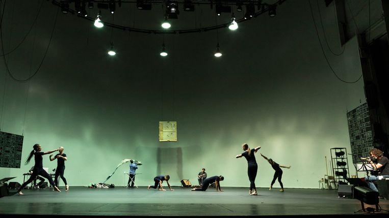Story van Merce Cunningham door Dance On Ensemble Beeld Jubal Battisti