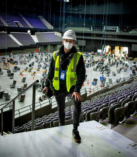 Zwollenaar Nathan (25) dé fotograaf bij Eurovisie Songfestival, het evenement waar de hele wereld naar kijkt