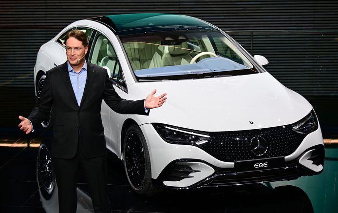 Ola Källenius, de baas van Mercedes-Benz, denkt dat de problemen tot ver in 2023 kunnen aanhouden.